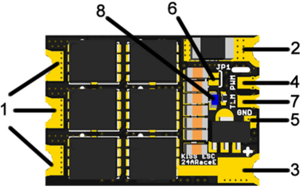 24aESC components kiss 24a race edition escs kiss keep it super simple Brushless ESC Wiring-Diagram at reclaimingppi.co